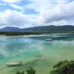 石垣島「川平湾」湾内奥の川平湾風景